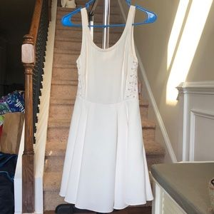 Rachel Roy Cream Dress